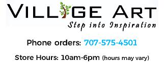 Village Art Logo
